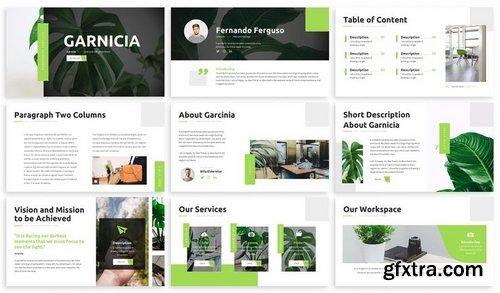 Garnicia - Fresh Powerpoint Template