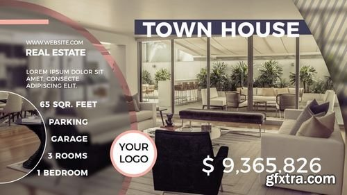 MotionArray Modern Estate Promo 162366