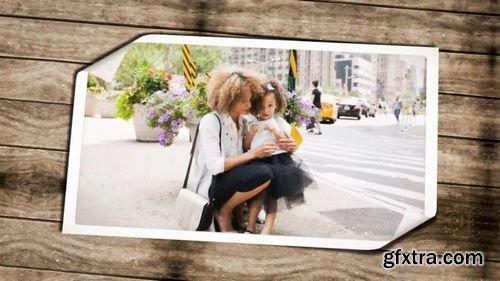 MotionArray Family Moments Slideshow 162240