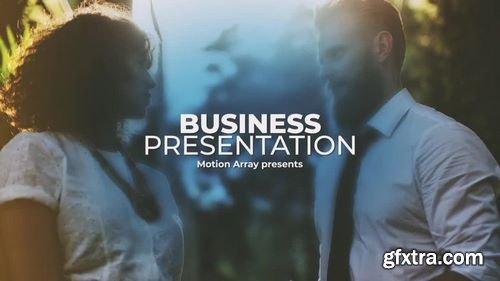 MotionArray Business Presentation 160570