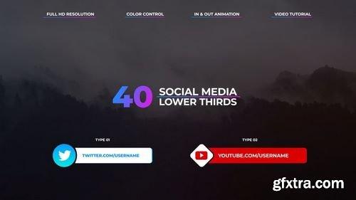 MotionArray Social Media Lower Thirds 162559