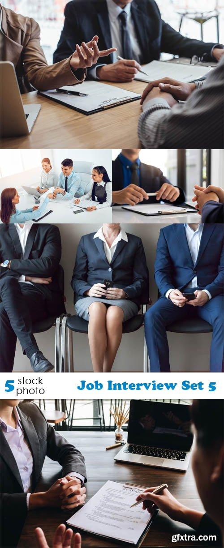 Photos - Job Interview Set 5