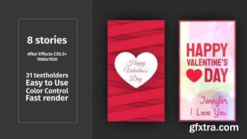MotionArray Valentine Instagram Stories V0.02 162901