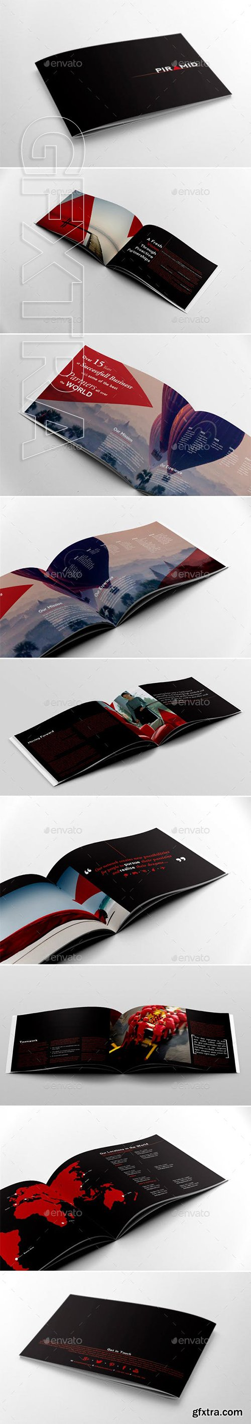 GraphicRiver - Business Brochure Template 23140073