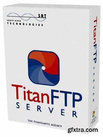 Titan FTP Server Enterprise 2018 Build 3382