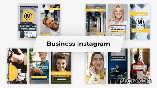 MotionArray Business Instagram 162979