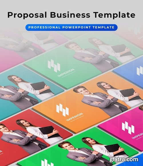Proposal Business  - Powerpoint Keynote and Google Slides Templates