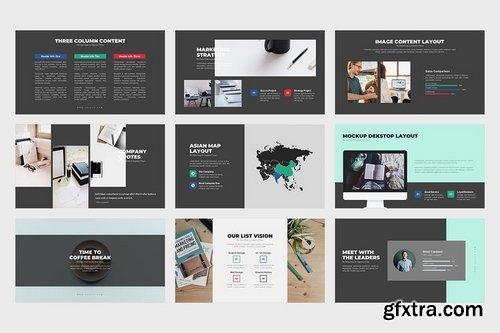 Velato Successful Marketing Tools Keynote