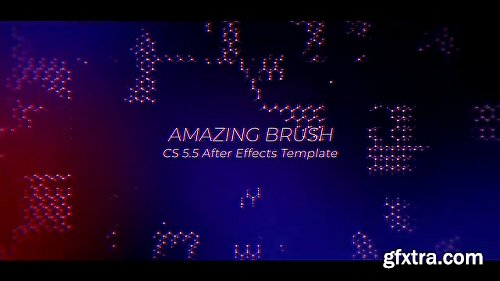 MotionArray Amazing Brush 86399