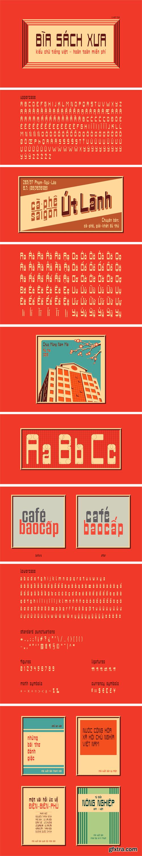 Biasachxua Font
