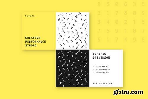 Future Creative Business Card Template