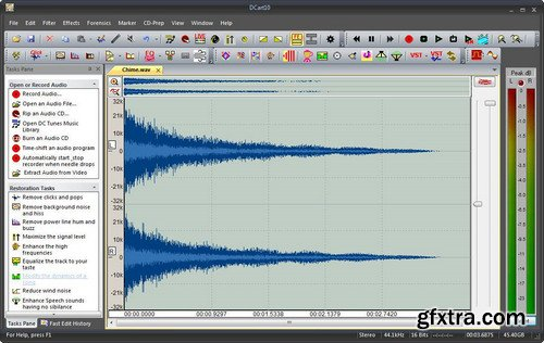 Diamond Cut Audio Restoration Tools 10.74 Portable
