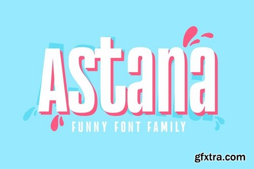 CM - Astana Font 3375756