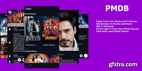 CodeSter - Personal Movie and TV Database Ionic v1.0 - 7408