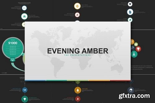 EVENING AMBER Powerpoint