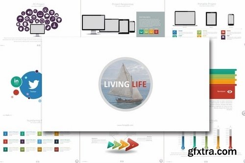 LIVING LIFE Powerpoint