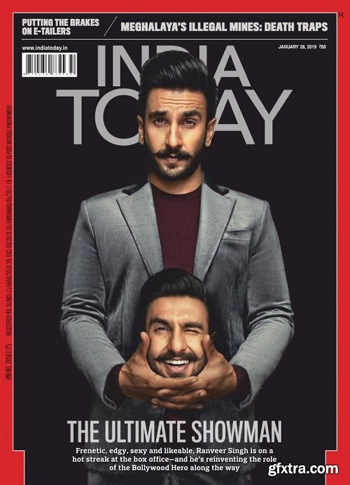 India Today - January 28, 2019