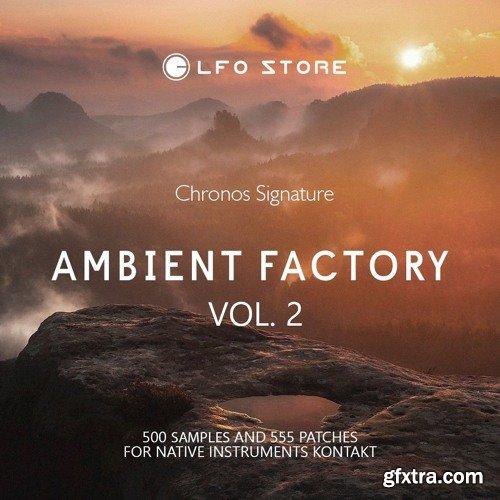 Bellatrix Audio & LFO Store - Ambient Factory Vol 2 KONTAKT