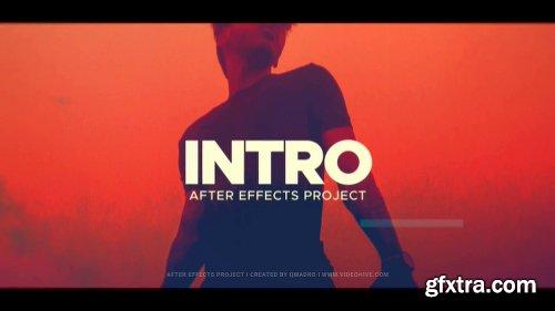 Videohive Glitch Promo Intro 22562831