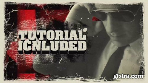 Videohive Grindhouse Trailer 22217460