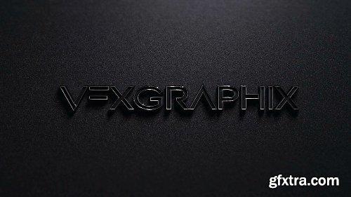 Videohive Black Logo Reveal 21852918