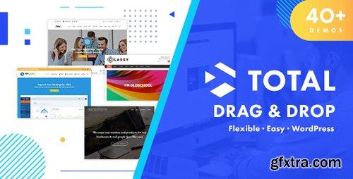 ThemeForest - Total v4.8.1 - Responsive Multi-Purpose WordPress Theme - 6339019