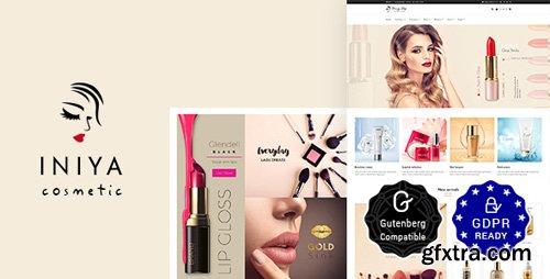 ThemeForest - Iniya v1.4 - Cosmetic WordPress Theme - 20774320