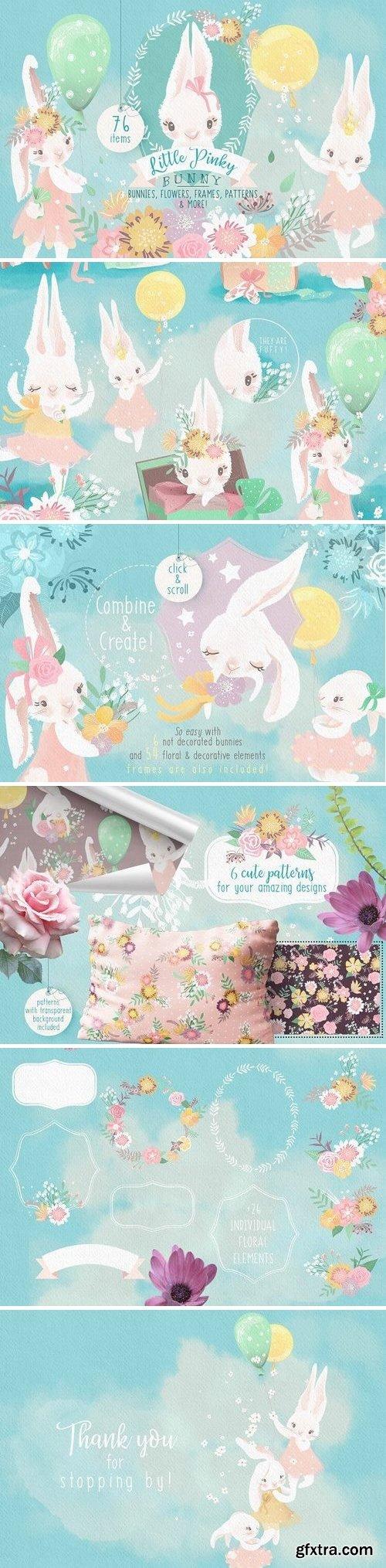 CM - Little Pinky Bunny 2332792
