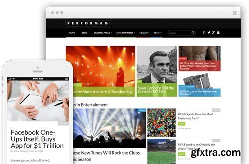 ThriveThemes - Performag v1.401.1 - WordPress Theme - NULLED