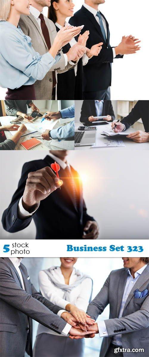 Photos - Business Set 323