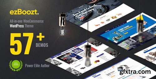 ThemeForest - ezBoozt v1.4.0 - All-in-one WooCommerce WordPress Theme - 21008109