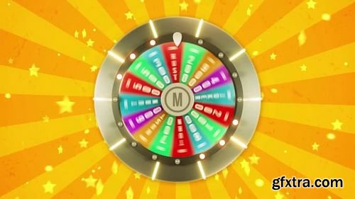 MotionArray Wheel Of Fortune 164643