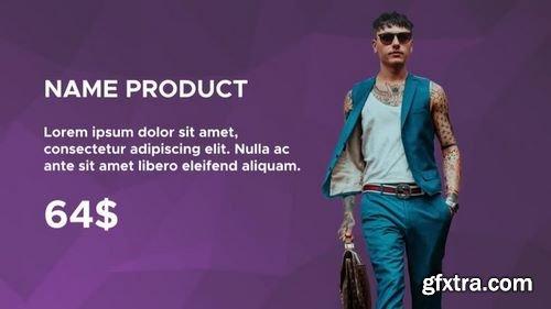 MotionArray Fashion Market 164301