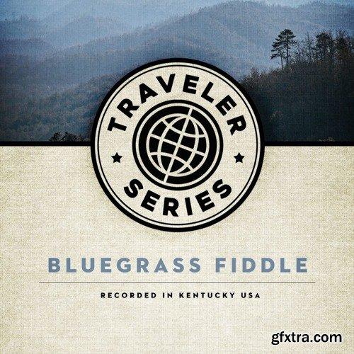 Red Room Audio Traveler Series Bluegrass Fiddle For KONTAKT-DISCOVER