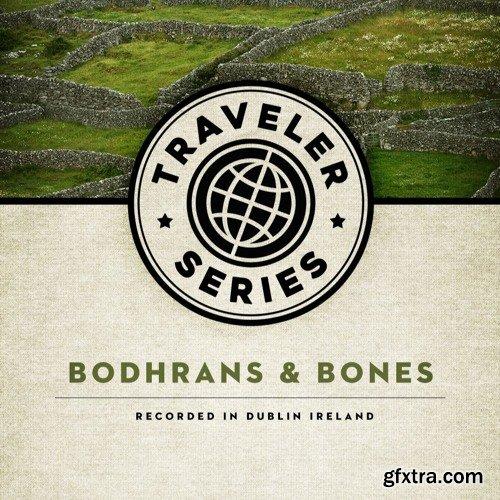 Red Room Audio Traveler Series Bodhrans And Bones For KONTAKT-DISCOVER