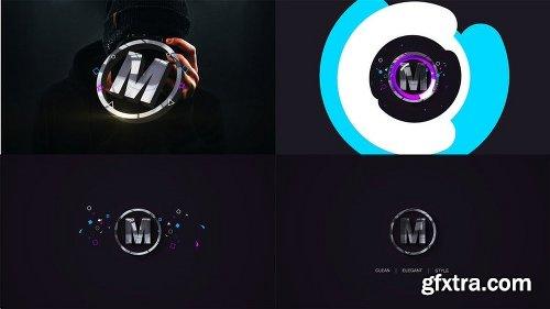 MotionArray 3D Shape X Logo 164040