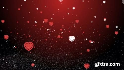 MotionArray Valentine's Day Background 164159