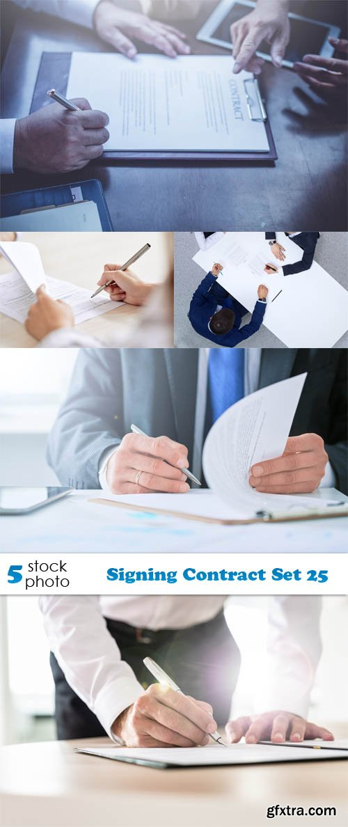 Photos - Signing Contract Set 25