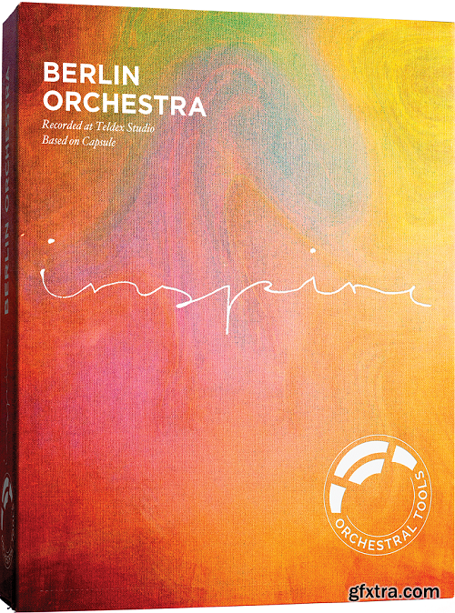 Orchestral Tools Berlin Orchestral Inspire KONTAKT-AWZ