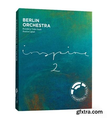 Orchestral Tools Berlin Orchestra Inspire 2 KONTAKT-AWZ