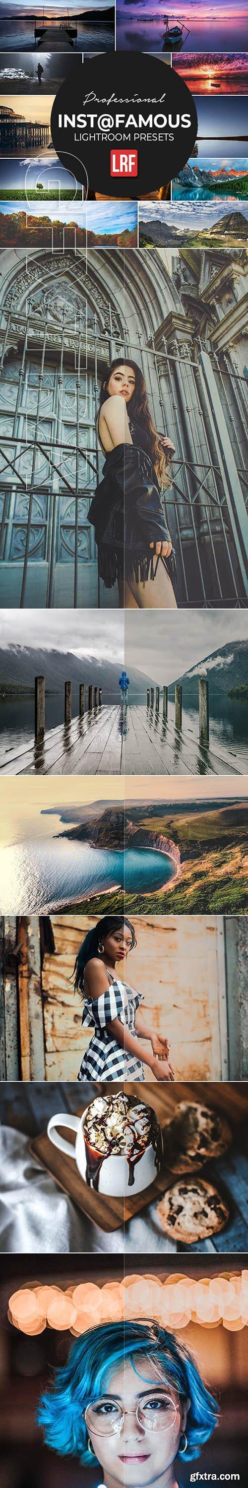 GraphicRiver - 10 Instafamous Lightroom Presets 23122279