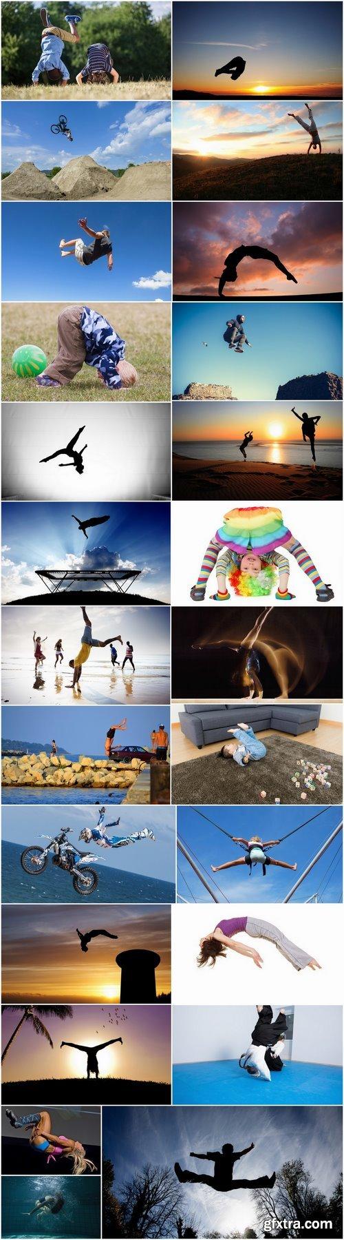 Tumble jump flip urban sport flip mortale 25 HQ Jpeg