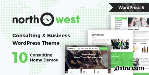 ThemeForest - Northwest v1.2.1 - Consulting WordPress Theme - 22188635