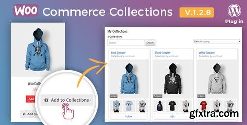CodeCanyon - WooCommerce Collections v1.2.8 - WordPress Plugin - 12642527