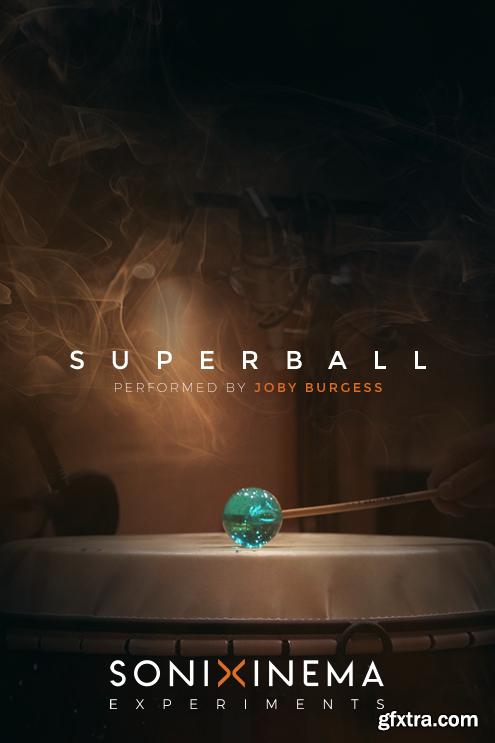 Sonixinema Superball For KONTAKT-DISCOVER