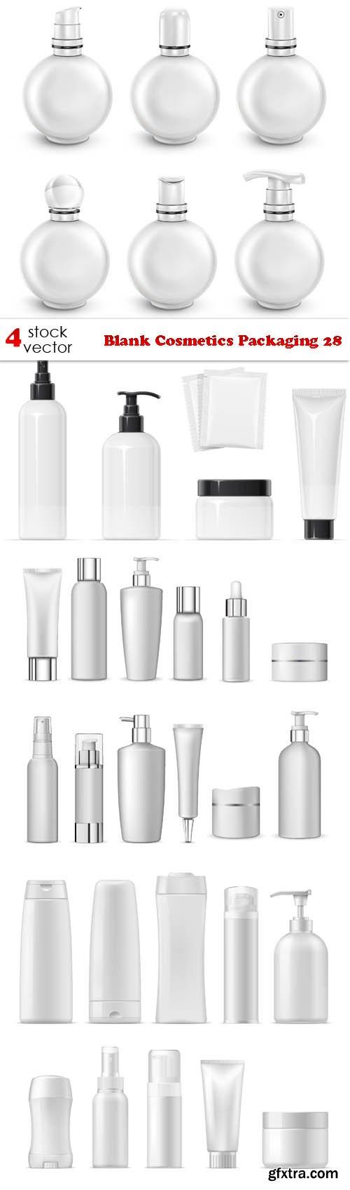 Vectors - Blank Cosmetics Packaging 28