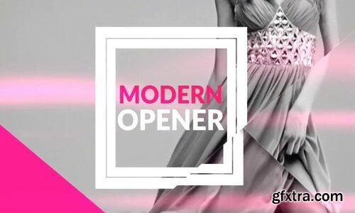 Videohive - Modern Reel Opener - 13937447