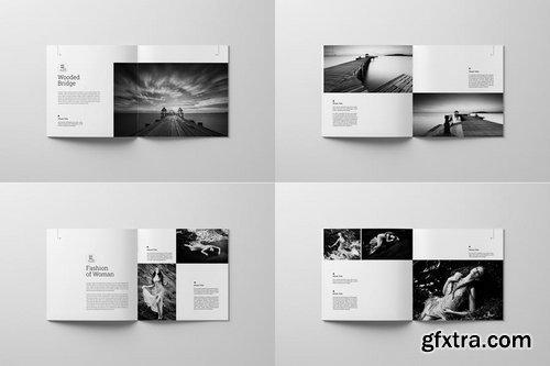 PSD - Photo Album Template
