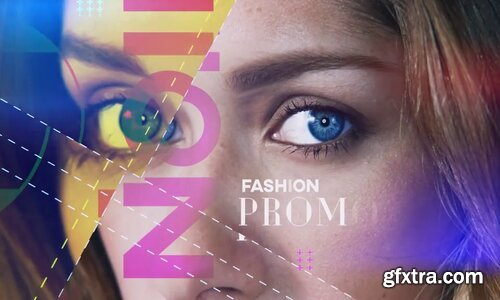 Videohive - Fashion Promo - 19282797