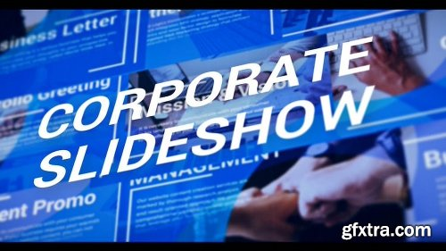 MotionArray Corporate Slideshow 165041